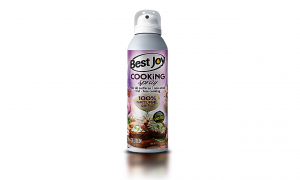 BEST JOY cooking spray GARLIC 100ml 0 kcal CZOSNEK