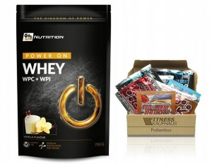 GO ON! NUTRITION - WHEY 750g | białko WPC + WPI