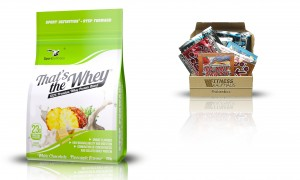 SportDefinition That's The Whey 700g definition