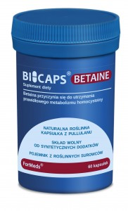 FORMEDS BICAPS BETAINE 60k | betaina HCL