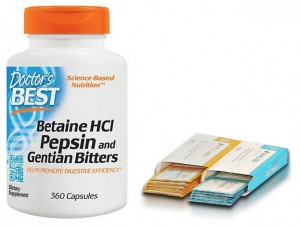 Dr BEST BETAINA HCL PEPSYNA 360 | trawienie
