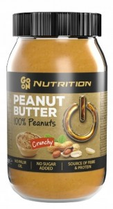 Go On Nutrition Peanut Butter 100% Crunchy 900g