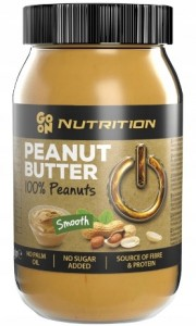 Go On Nutrition Peanut Butter 100% Smooth 900g
